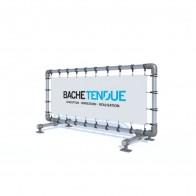 So-Banner : barrière publicitaire réglable