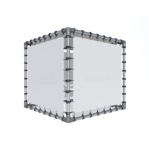 So-Cube : Cube promotionnel 4 faces