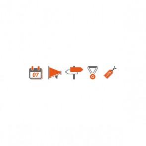 Création de 5 icons